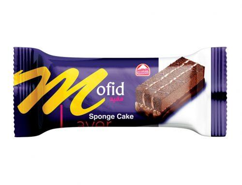 کیک 3 لایه اسفنجی کاکائو با روکش شکلات